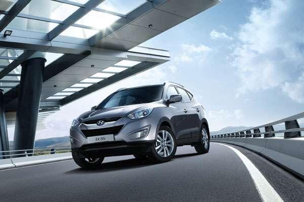 Hyundai ix35 фото