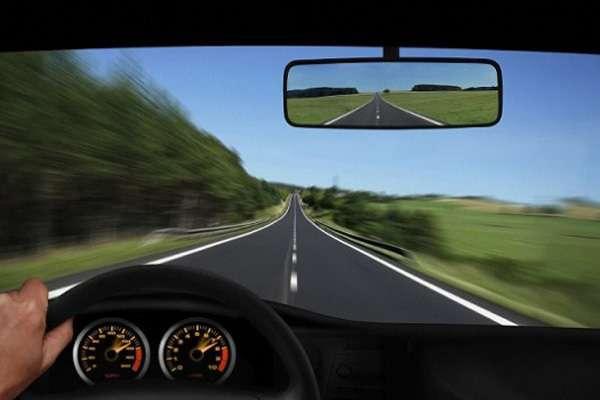 Как настроить зеркала заднего вида на машине