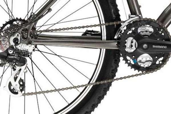 что взять почему на скорстном велосипее перескакивает скорость поделки