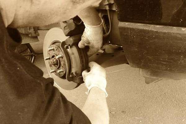 Скрипят тормозные колодки? (фото-2)