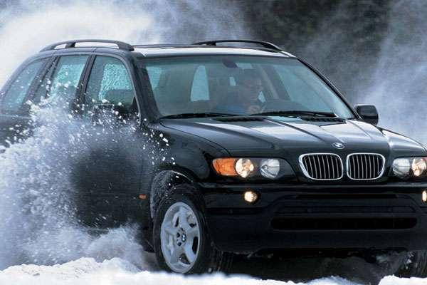 Авто готово для езды зимой