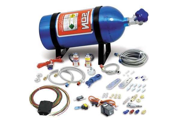 Установка закись азота увеличивает мощность двигателя фото-2