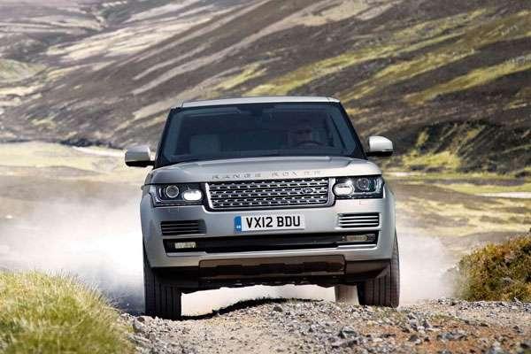 Land Rover Range