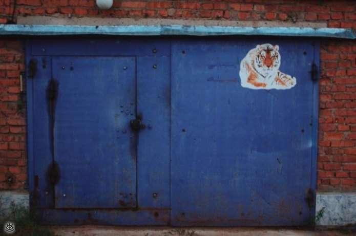 Як наші оформляють гаражі (25 фото)