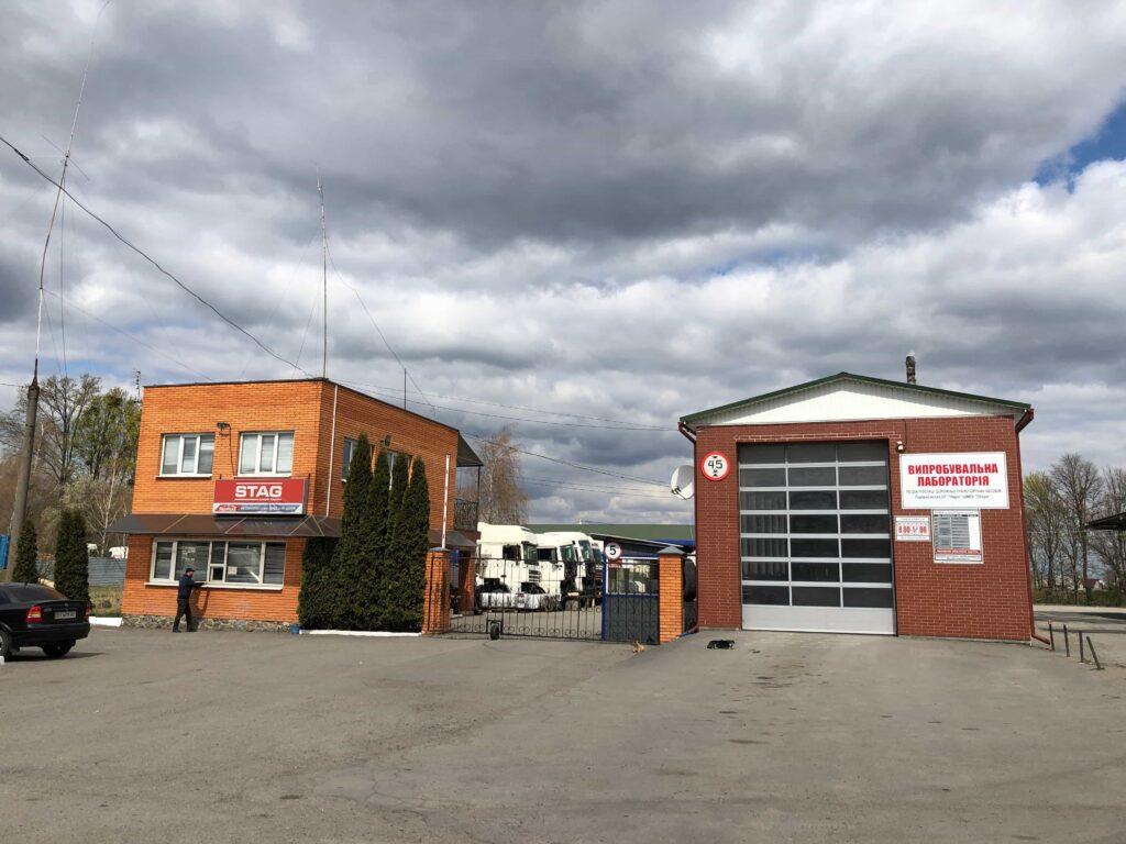 Авторазборка європейських вантажівок станіця Шепетовка